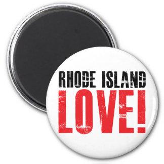 Rhode Island Love Magnet