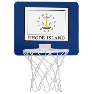 Rhode Island Mini Basketball Backboard