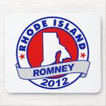 Rhode Island Mitt Romney Mouse Pad