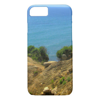 Rhode Island Mohegan Bluffs iPhone 7 Case