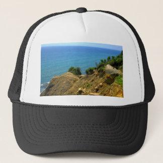 Rhode Island Mohegan Bluffs Trucker Hat