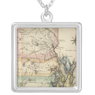 Rhode Island Custom Necklace