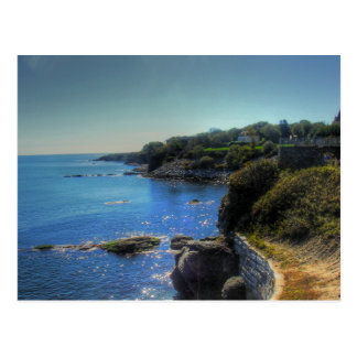 Rhode Island, Newport Cliff Walk - Postcards