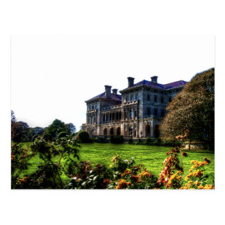 Rhode Island, Newport Mansions picture Postcard