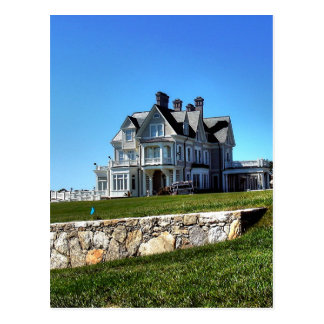 Rhode Island, Newport Mansions - Post Card