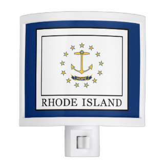 Rhode Island Night Light
