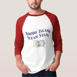 Rhode Island - Ocean State T-Shirt