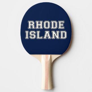Rhode Island Ping-Pong Paddle