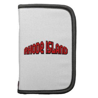 Rhode Island Folio Planner