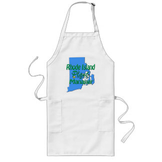 Rhode Island Plant Manager Long Apron
