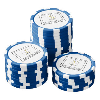 Rhode Island Poker Chips