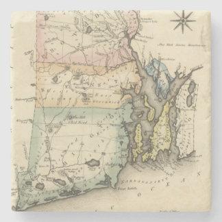 Rhode Island Posavasos De Piedra