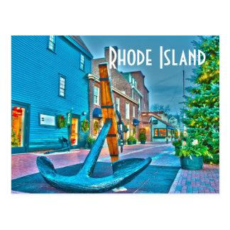 rhode island postcard