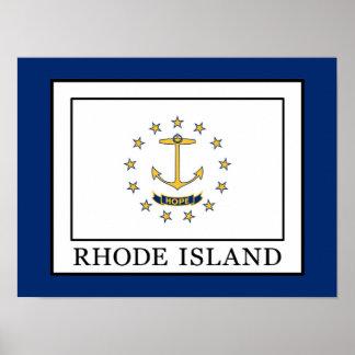 Rhode Island Poster