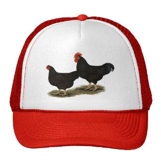 Rhode Island Red Bantams Trucker Hats