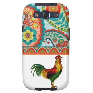 Rhode Island Red Rooster Galaxy S3 Case
