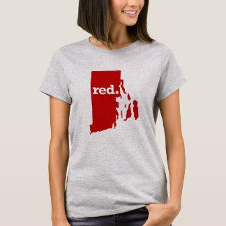 RHODE ISLAND RED STATE T-Shirt