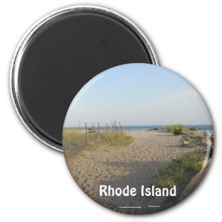 Rhode Island Refrigerator Magnets
