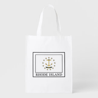 Rhode Island Reusable Grocery Bag