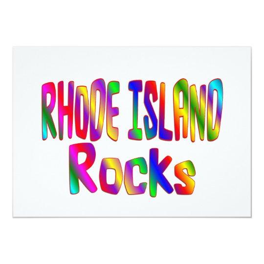 Rhode Island Rocks Card
