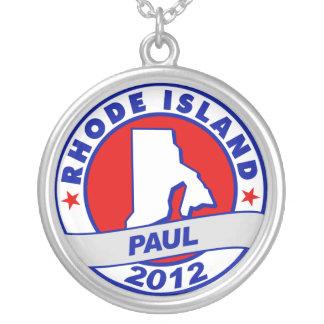Rhode Island Ron Paul Pendants