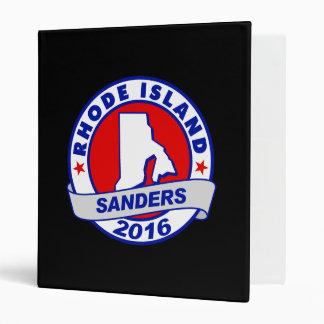 rhode island Sanders 2016.png Vinyl Binders
