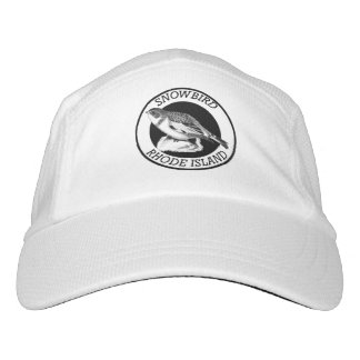 Rhode Island Snowbird Shield Headsweats Hat
