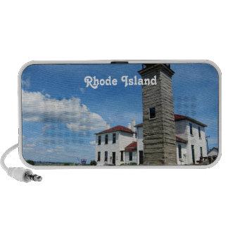 Rhode Island Laptop Speaker