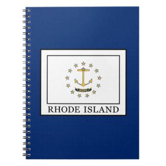 Rhode Island Spiral Notebook