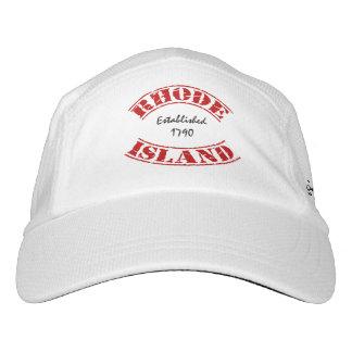 Rhode Island State Established Headsweats Hat