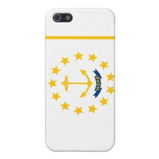 Rhode Island State Flag Cases For iPhone 5