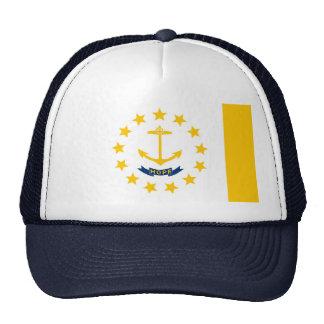 Rhode Island State Flag Design Trucker Hat