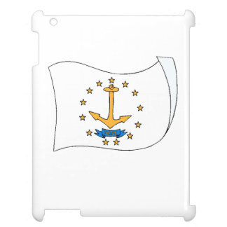 Rhode Island State Flag Case For The iPad 2 3 4