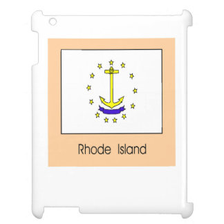Rhode Island State Flag Case For The iPad