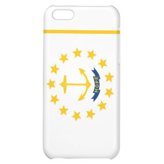 Rhode Island State Flag iPhone 5C Covers