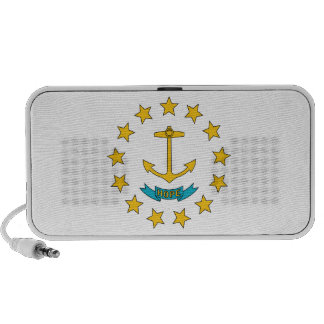 Rhode Island State Flag iPhone Speaker