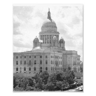Rhode Island State House Photo Print