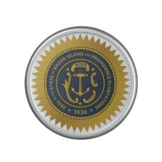 Rhode Island state seal america republic symbol fl Bluetooth Speaker