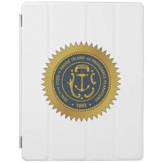 Rhode Island State Seal iPad Cover