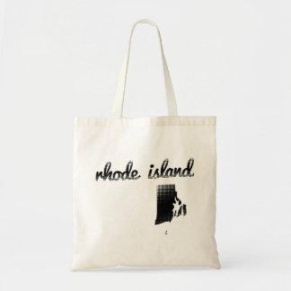Rhode Island State Tote Bag