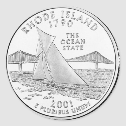 Rhode Island Stickers