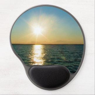 Rhode island sunset mousepad