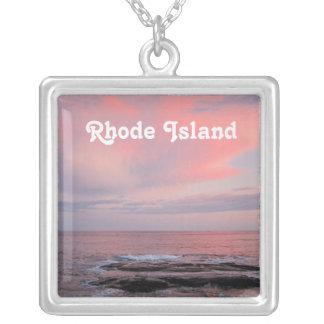 Rhode Island Sunset Necklace