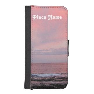 Rhode Island Sunset iPhone 5 Wallet Case