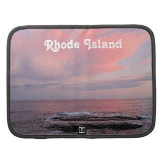 Rhode Island Sunset Folio Planner