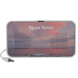 Rhode Island Sunset Travelling Speakers
