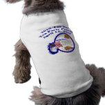 Rhode Island Tax Day Tea Party Protest Pet Tee Shirt