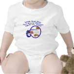 Rhode Island Tax Day Tea Party Protest Baby Bodysuit