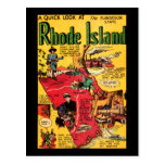 Rhode Island The Plantation State Post Cards
