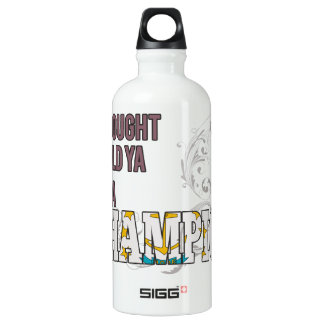 Rhode Islander and a Champion SIGG Traveler 0.6L Water Bottle